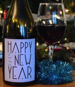New Year's Eve Wine