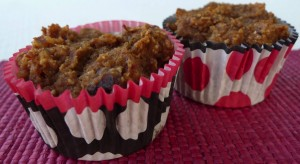 Date and Banana Muffins