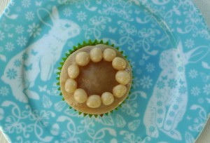 Simnel Cupcakes