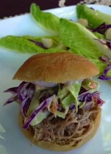 Kalua Pork Sandwiches