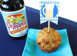 Oktoberfest Muffins