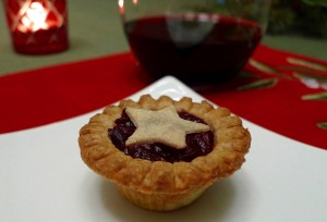 Star-Topped Mince Pies