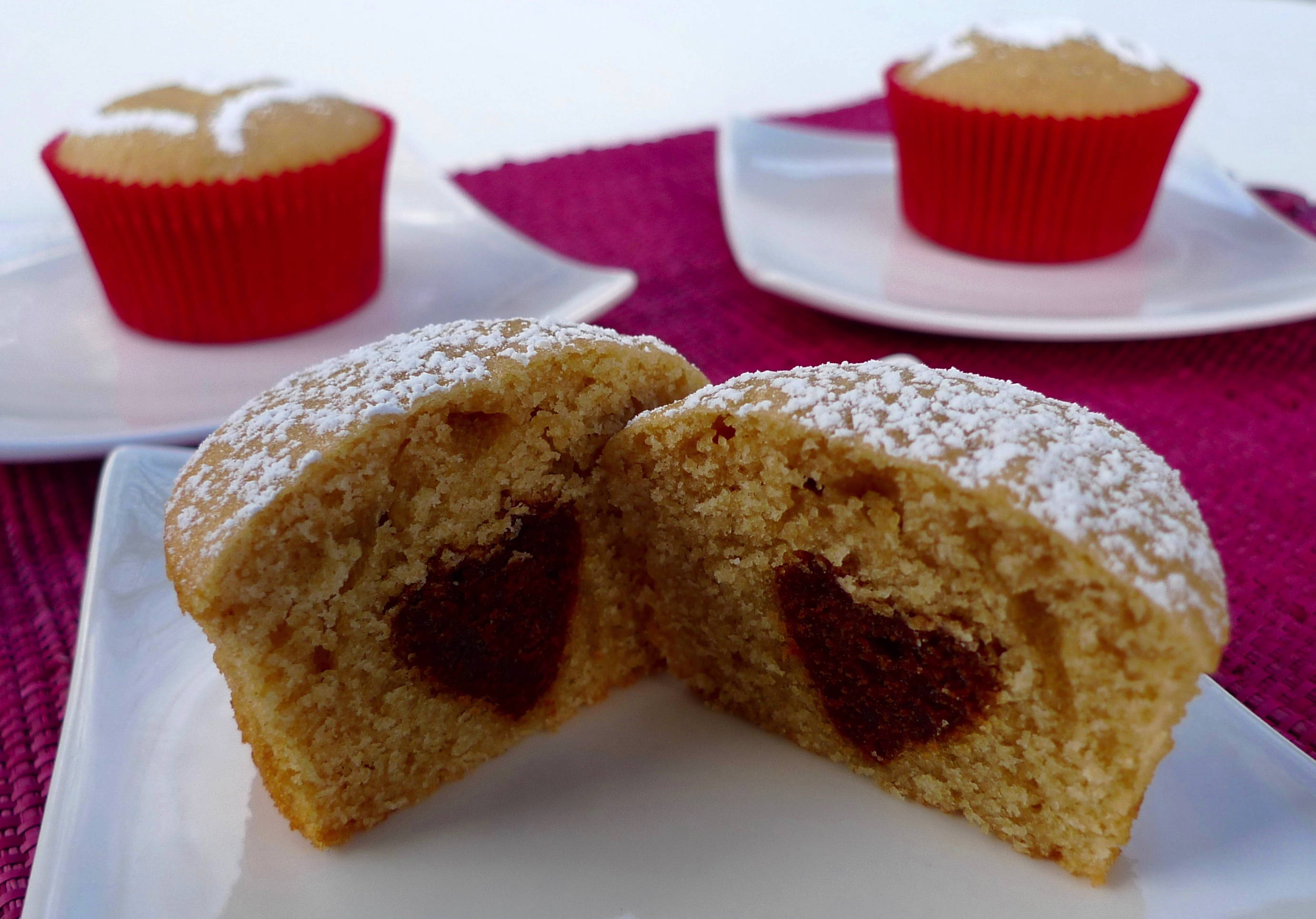 Yellow Cake Recipe Cupcake Jemma