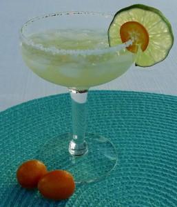 Kumquat Margarita