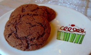 Mexican Hot Cocoa Cookies